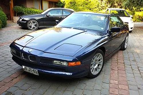 BMW 850i 1992