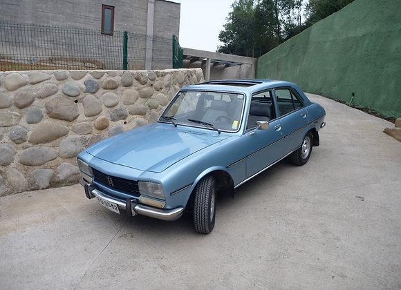 PEUGEOT 504 2000 SE 1981