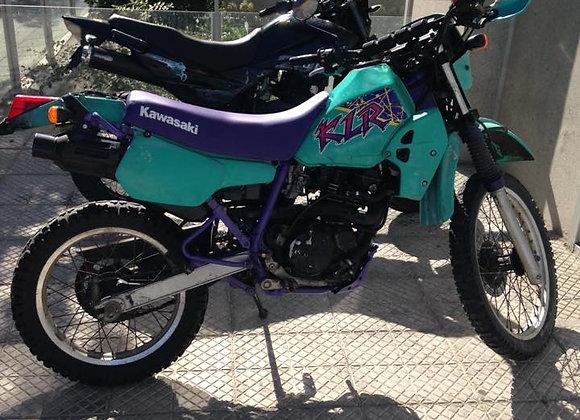 Kawasaki KLR 250 1994 Original