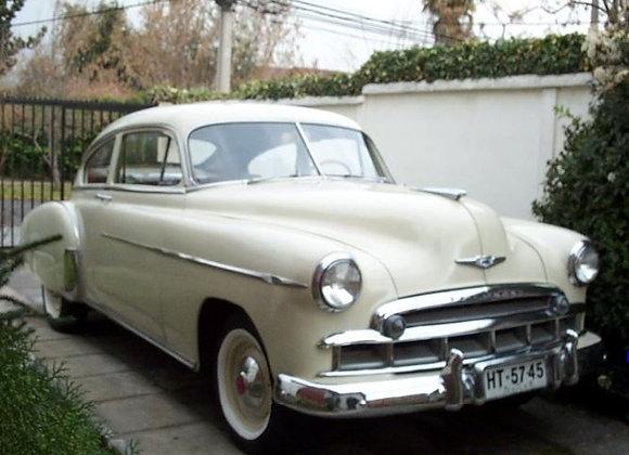 Chevrolet 1949, Modelo Fleet Line