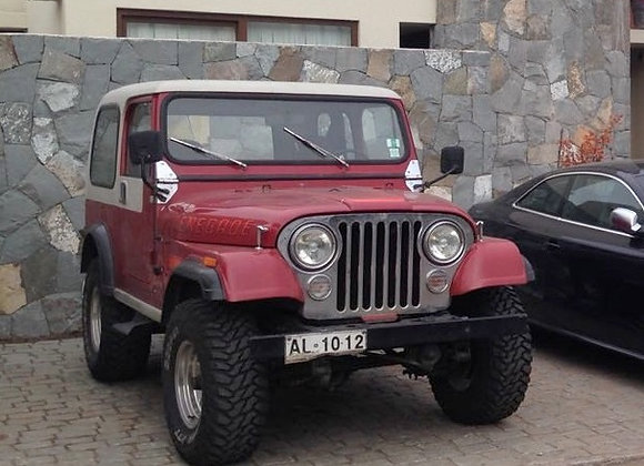 JEEP RENEGADE CJ7 1987
