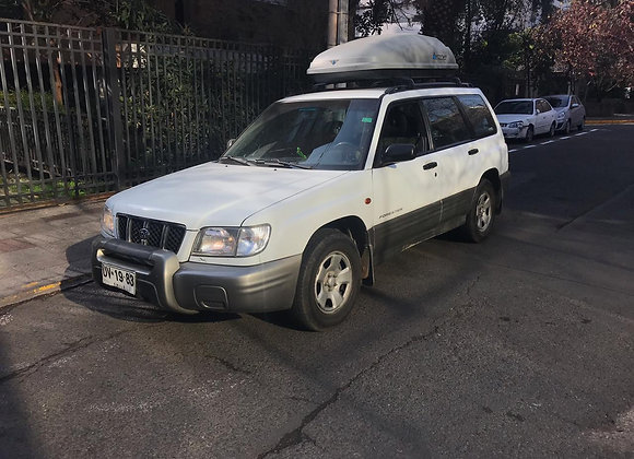 SUBARU FORESTER AWD AT 2001