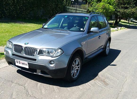 BMW X3 Si 2007