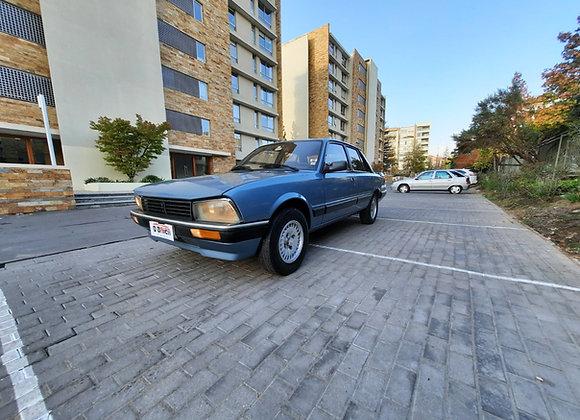 Peugeot 505 Evolution AT 1992