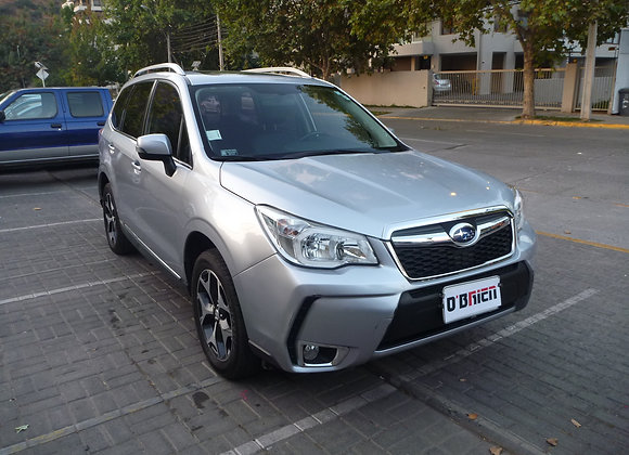 SUBARU FORESTER 2.5 LIMITED SPORT 2013