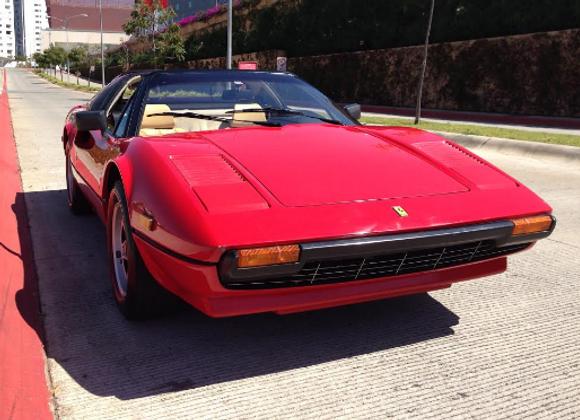Ferrari 308 GTS/i 1981
