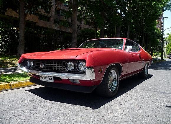Ford Torino GT V8 1970