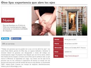 Oleo Spa: Experiencia que abre los ojos