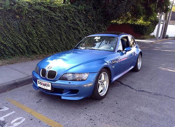 BMW Z3 M COUPE 2002