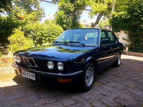 Próximo  BMW 520i 1987