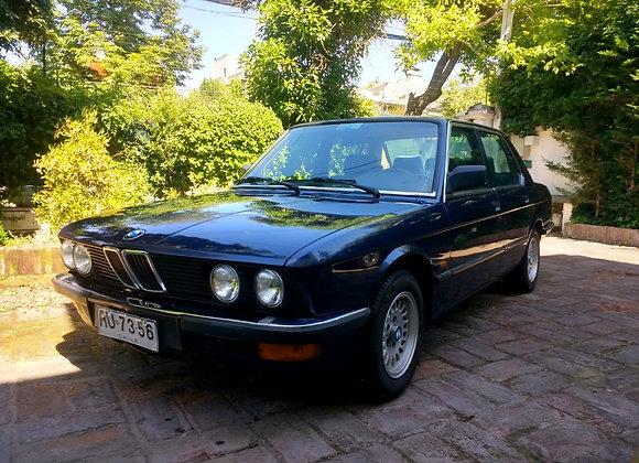 BMW 520i 1987