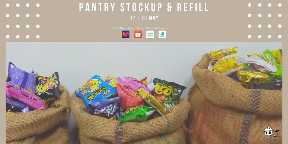 20% Discount & Free Snacks On Us!
