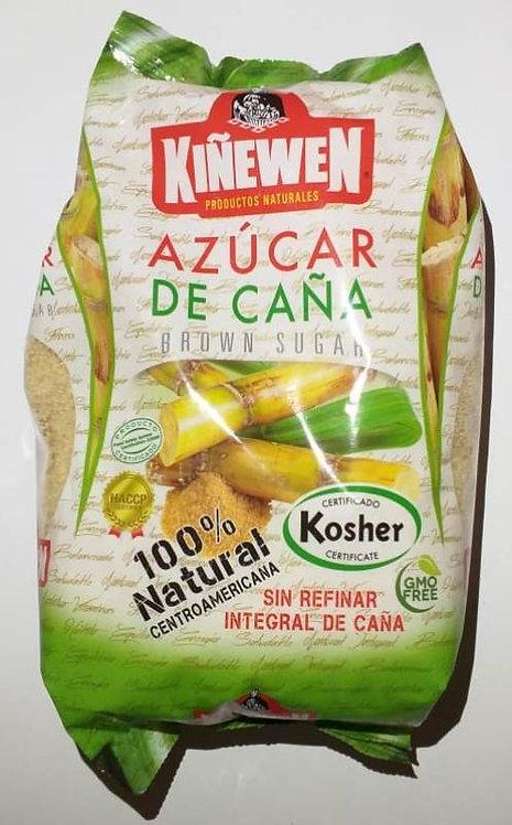 Azúcar de caña 100% natural KIÑEWEN de 1 Kg. (1 Unidad)