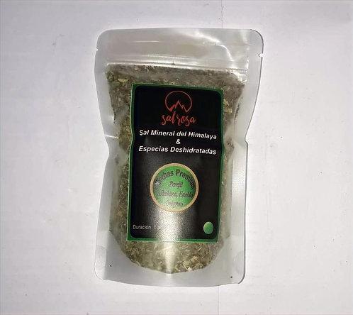 Doy Pack Hierbas Premium 25 gramos. Especias Deshidratadas Chilenas