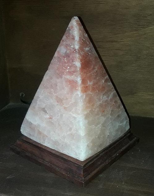 Lámpara pirámide L de 15 cm