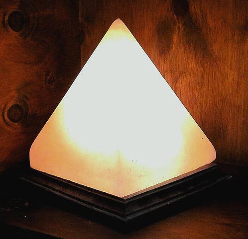 Lámpara pirámide L de 17 cm