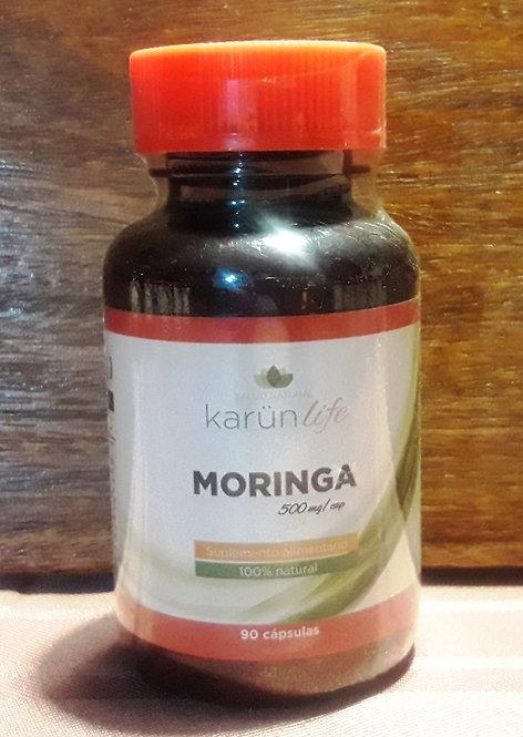 Moringa 90 Cápsulas 500 mg