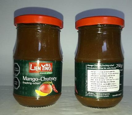 CHUTNEY DE MANGO DULCE 250 g