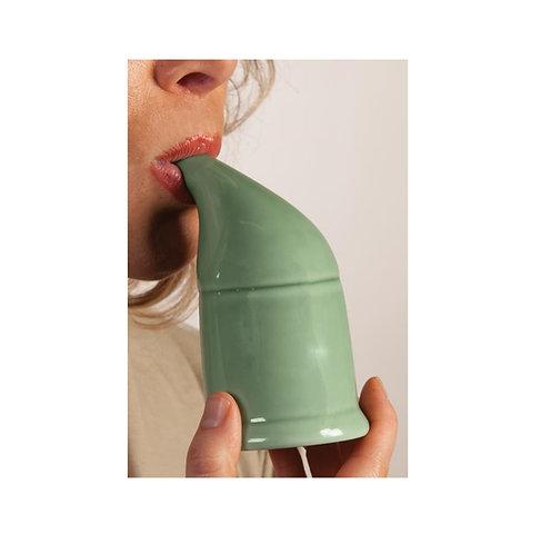 Inhalador de cerámica, incluye 100 g de sal rosada