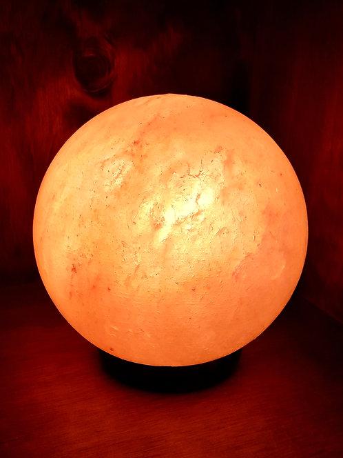 Lámpara bola de 15 cm de diámetro