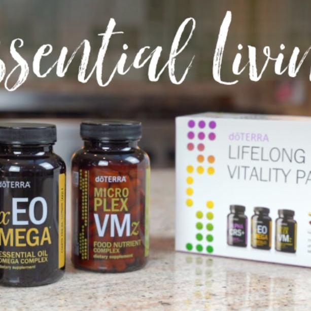 doTerra Lifelong Vitality Pack