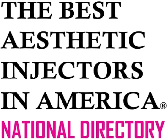 Fresh Faces Rx is proud to be listed in The Best Aesthetic Injectors in America National Directory