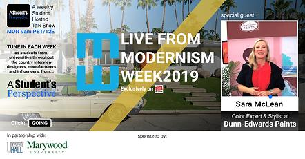 ASP - Modernism Week - Sara McLean - FB