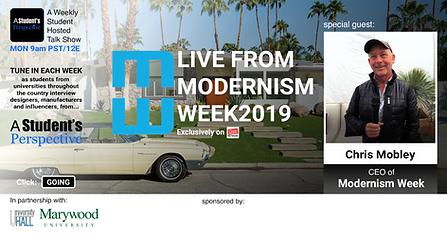 ASP - Modernism Week - Chris Mobley - FB