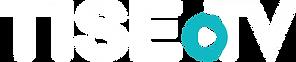 TISE Tv Button Logo_White_outlined_blue.