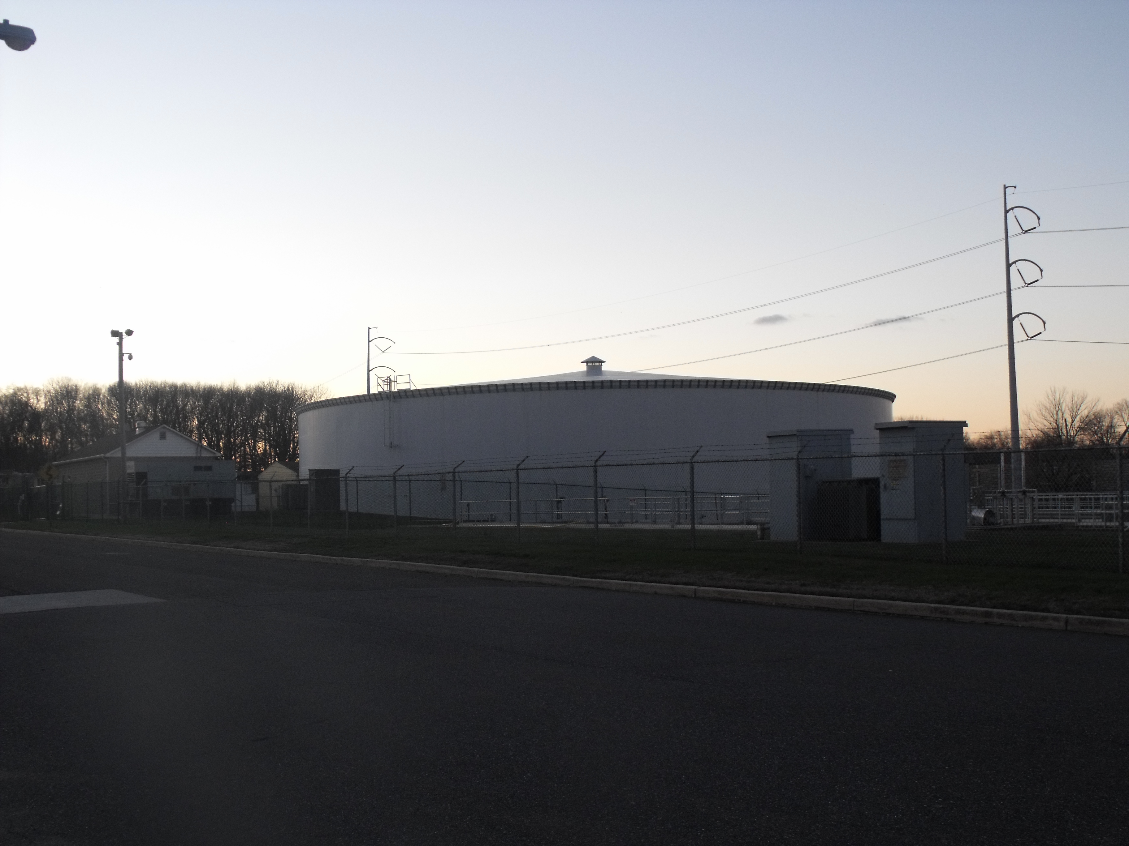 Tinicum Sewage Plant