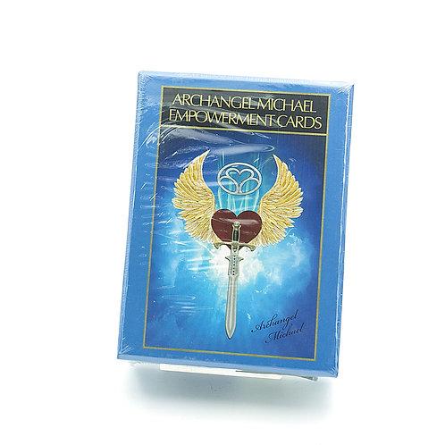 Archangel Michael Empowerment Cards