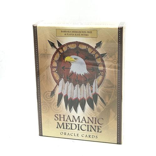Shamanic Medicine | Oracle Cards