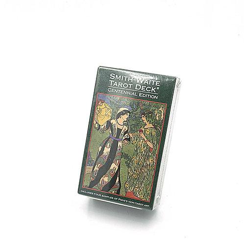 Smith-Waite Tarot Deck   Centennial Edition