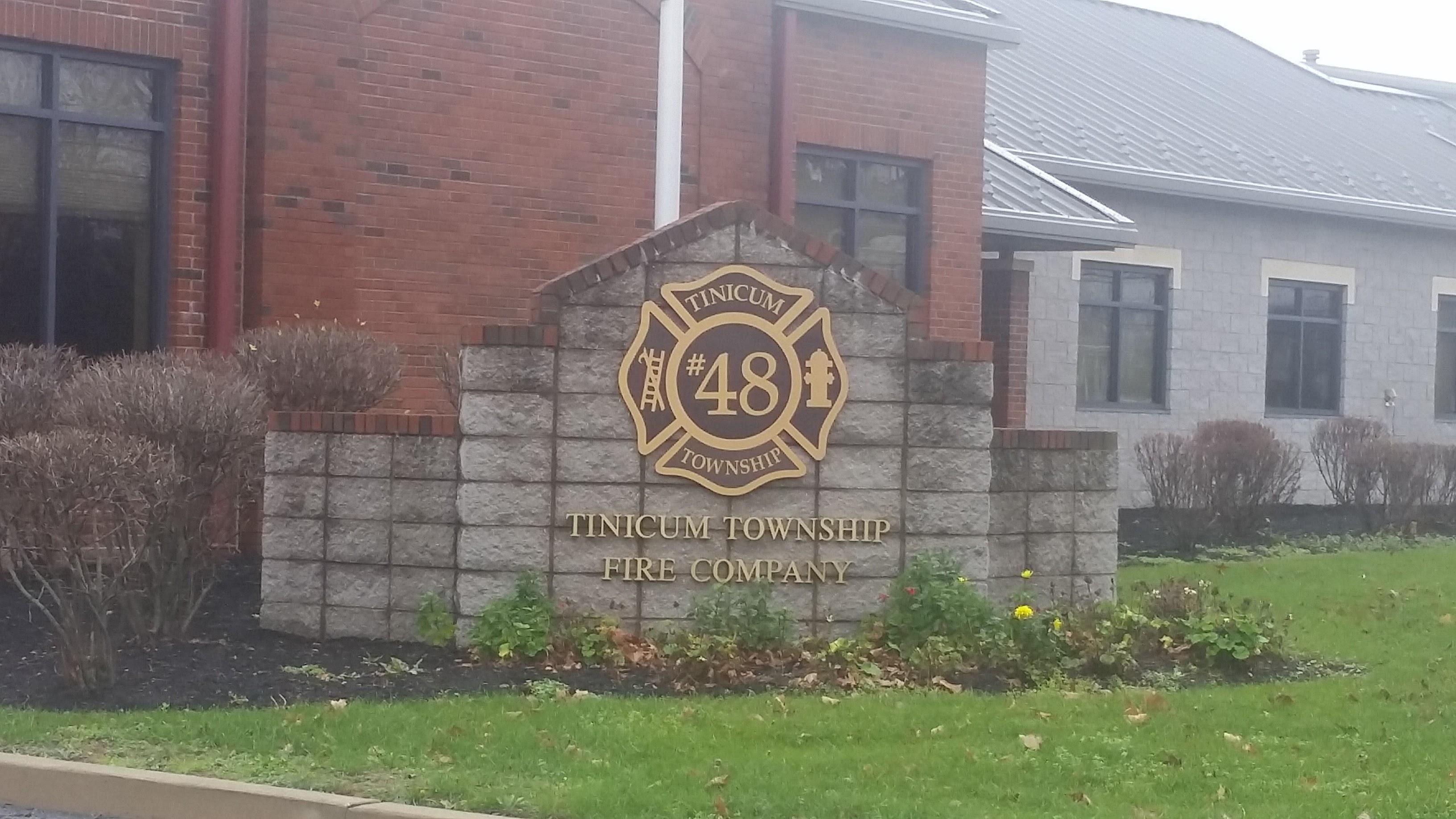 New Tinicum Fire Station