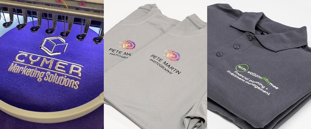 Printed Workwear and Embroidered workwear
