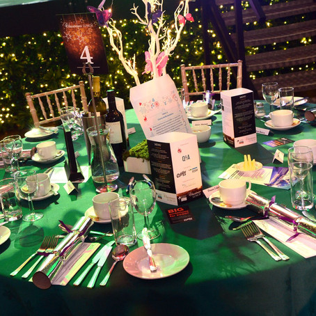 East Midlands Chamber Christmas Lunch