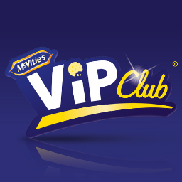 McVities VIP Club Promotional Merchandise Campaign