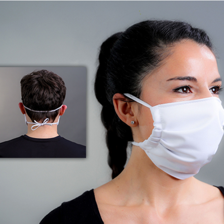 Are branded facemasks useful for stopping the spread of COVID-19?