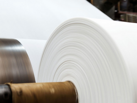 What's the difference between Coated and Uncoated Paper Stock?