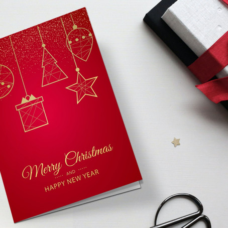 Top Tips for Making Your Corporate Christmas Cards Stand Out