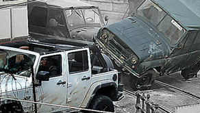 Jeep 'Call Of Duty'