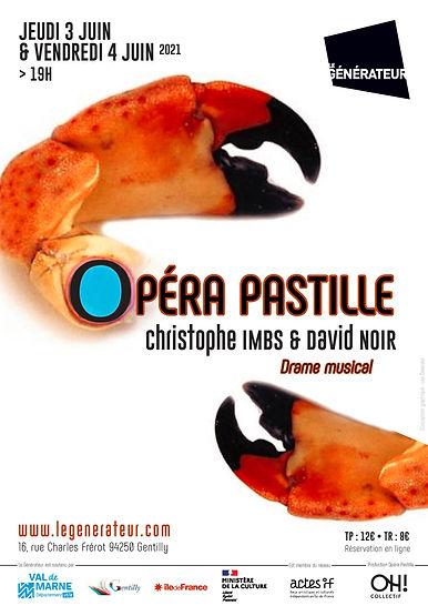 Affiche OPÉRA PASTILLE VF sans fonds(1)