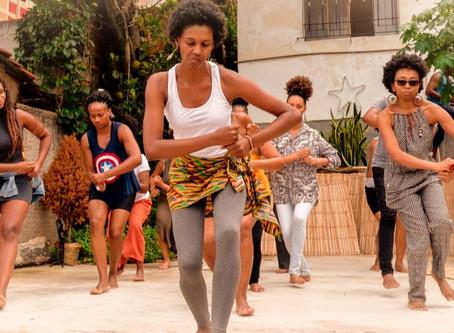 Festival IMP - Oficina de dança afro