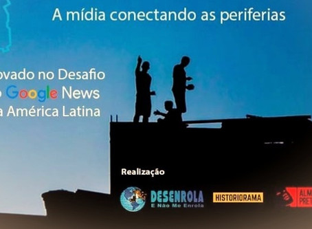 InfoTerritório vence Desafio de Inovação do Google News Initiative na América Latina