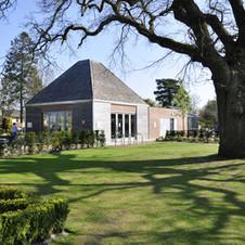 Hillworth Park Pavilion, Devizes