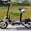 Thumbnail: Trottinette électrique CROSS XXL Viron Motors