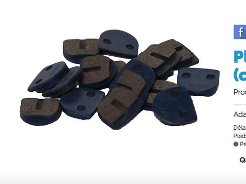 Plaquette de frein - Carré pour trotinette électrique SXT Adaptable pour trottin