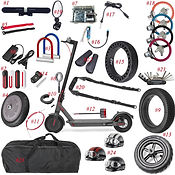 Outer-Inner-Tube-electric-scooter-parts-
