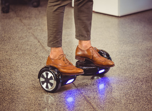 Explained: What Is A Hoverboard And How Does It Work?
