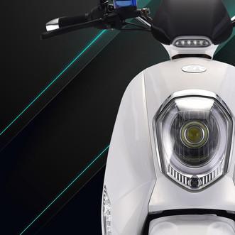 scooter-electrique-urbanao-phare